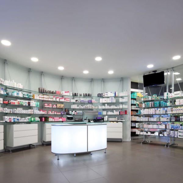 Farmacia caruso realizzazioni th kohl for Kohl arredamenti farmacie