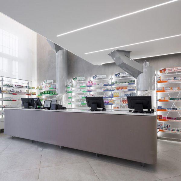 Farmacia Comunale del Naviglio - banco prescrizioni