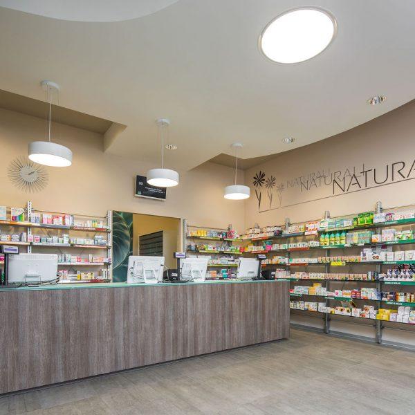 Farmacia Greco, Tarquinia - bancone prescrizioni