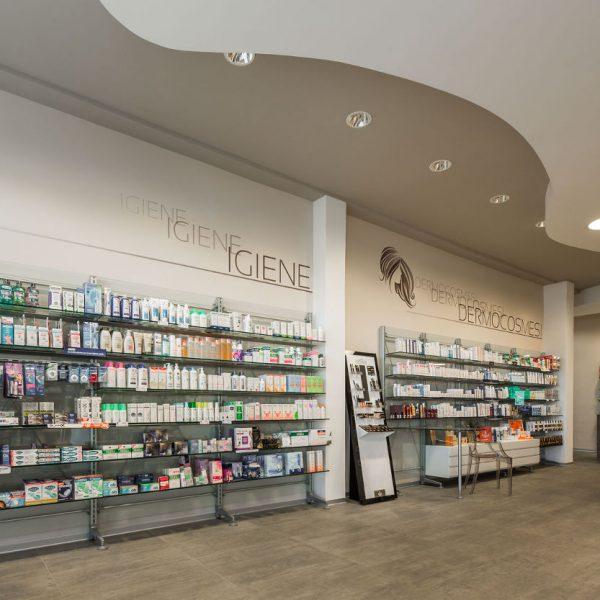 Farmacia Greco, Tarquinia - aree merceologiche
