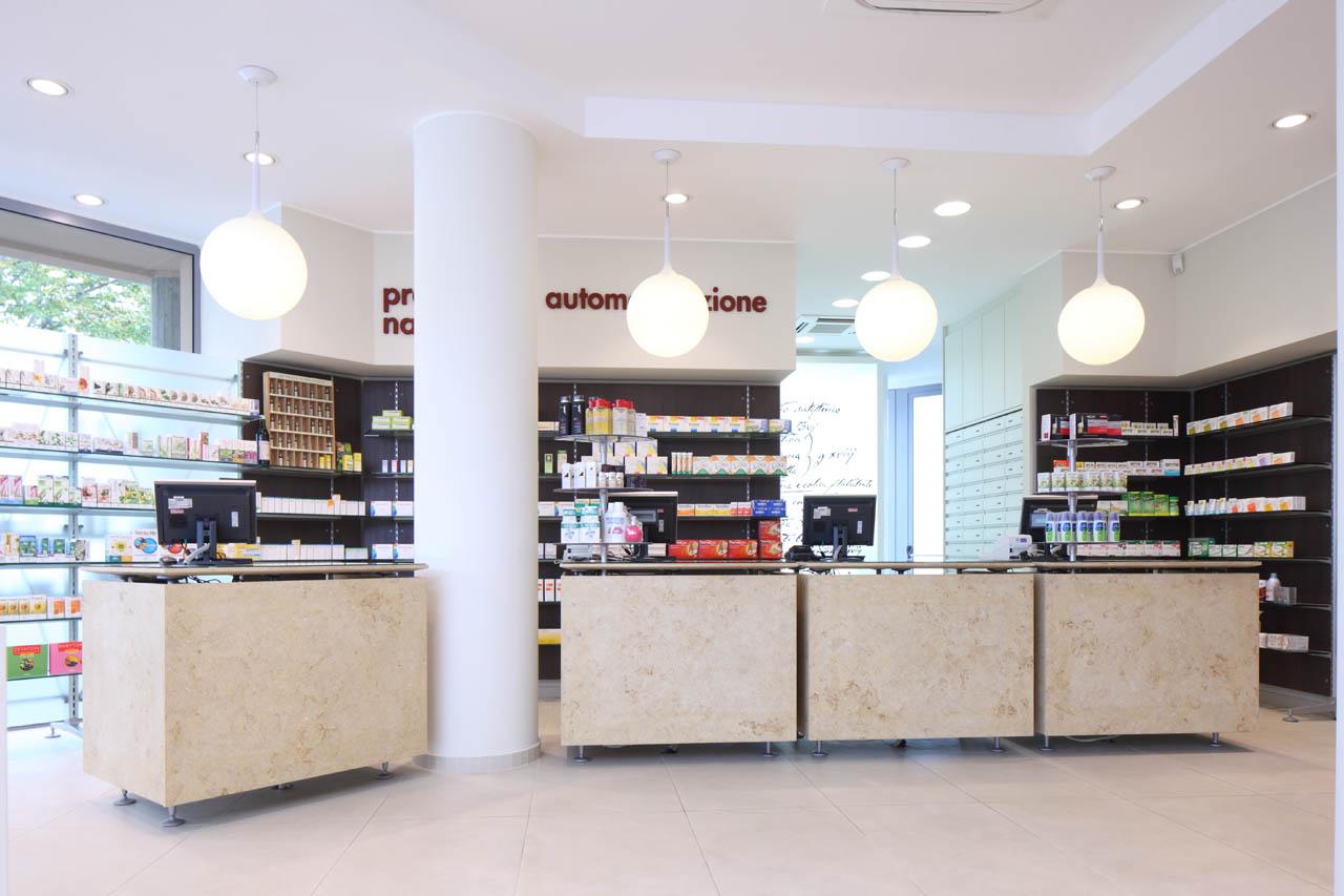 Arredamenti per Farmacia, le Realizzazioni Th.Kohl Th.Kohl