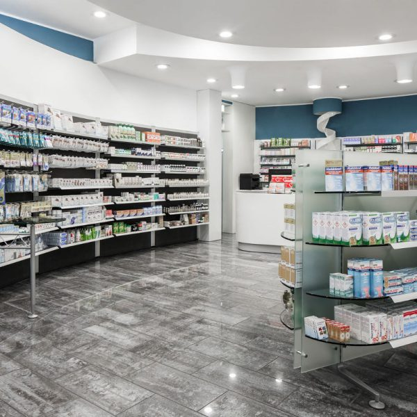 Farmacia Pesenti, Milano - aree merceologiche
