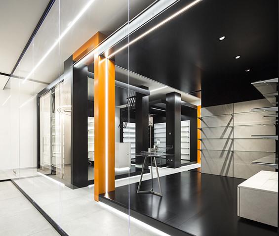 Showroom presso il sito produttivo Th.Kohl