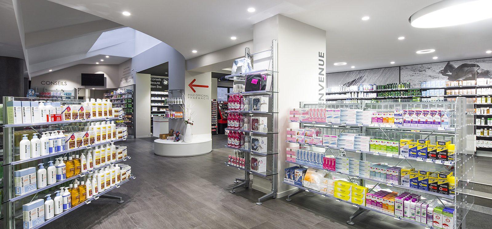 Pharmacie badoc realizzazioni th kohl for Kohl arredamenti farmacie