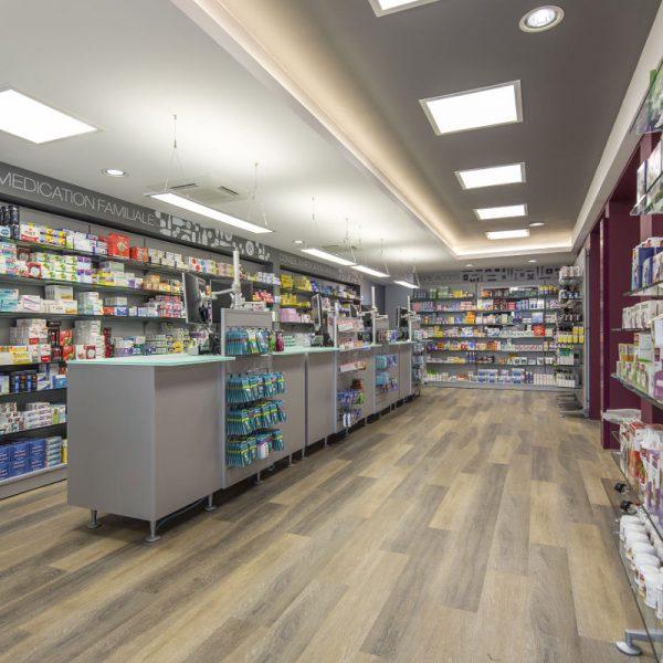 Farmacia du clos realizzazioni th kohl for Kohl arredamenti farmacie