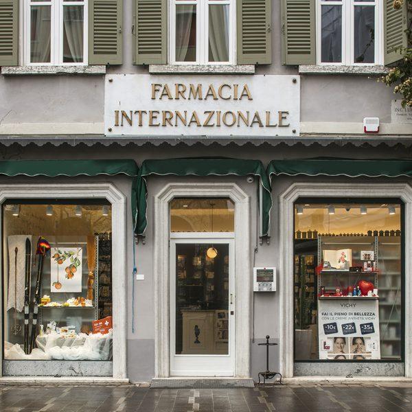 Farmacia Internazionale Storari, Gardone Riviera (BS) - esterno