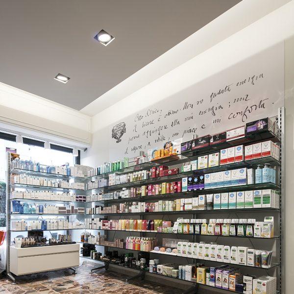 Farmacia Internazionale Storari, Gardone Riviera (BS) - area merceologica