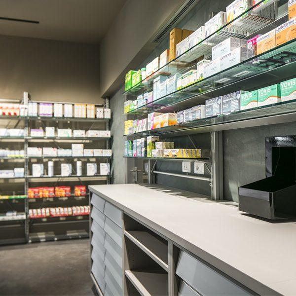 Farmacia All'Angelo dott. Carmignoto, Fontaniva (PD) - uscite robot