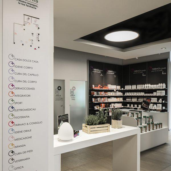 Farmacia Ariis, Udine - dettagli comunicazione