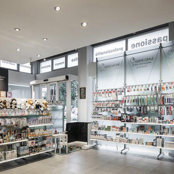 Farmacia Ariis, Udine - ingresso