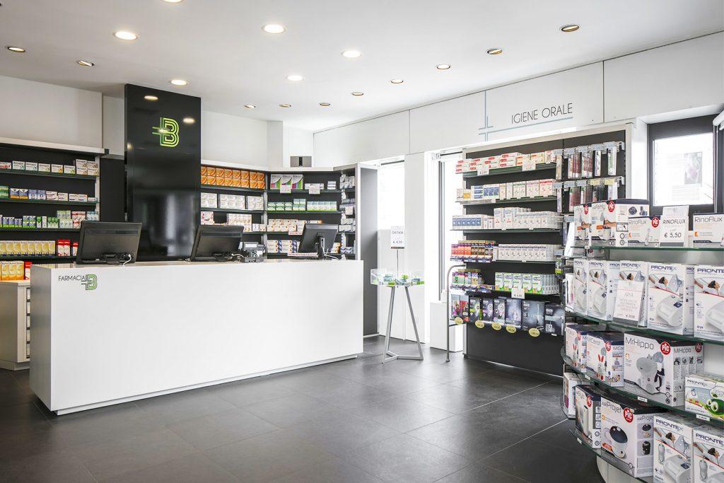 Farmacia Brivio, Erba (CO) - banco prescrizioni