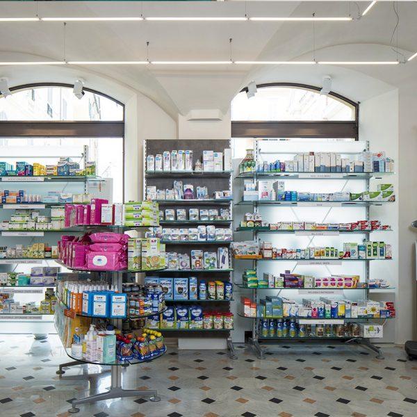 Farmacia Capovilla dr.ssa Capovilla, Imperia - panoramica