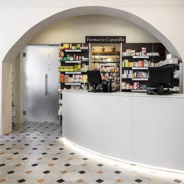 Farmacia Capovilla dr.ssa Capovilla, Imperia - vista