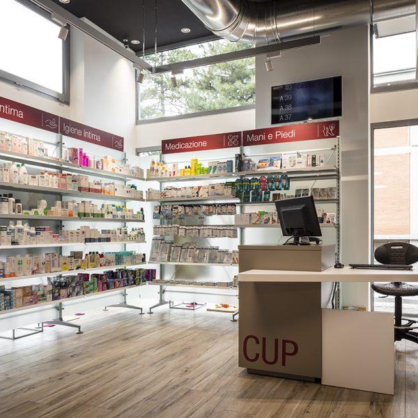 Farmacia Comunale Giotto di Arezzo - CUP