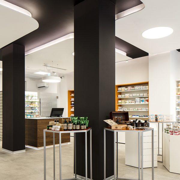 Farmacia Filippi, Erba - vista