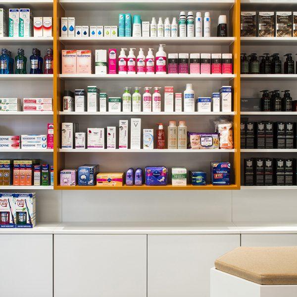 Farmacia Filippi, Erba - focus point