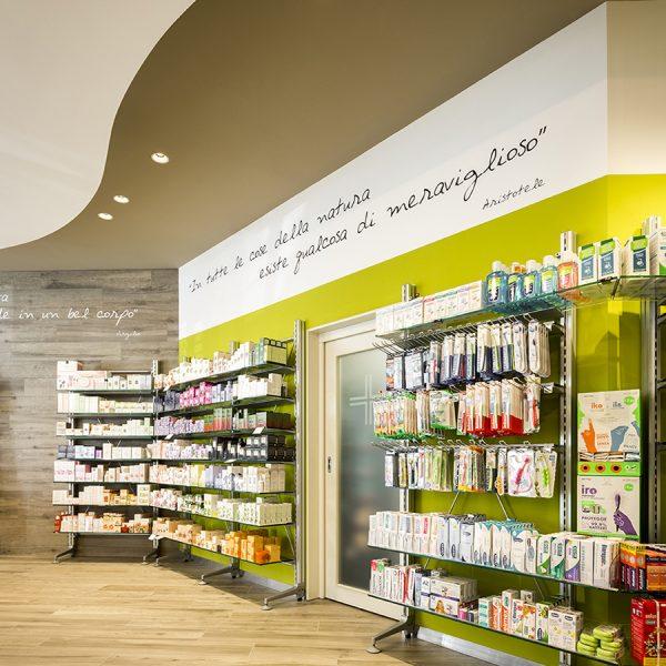 Farmacia Sant'Anna di Idro (BS) - vista