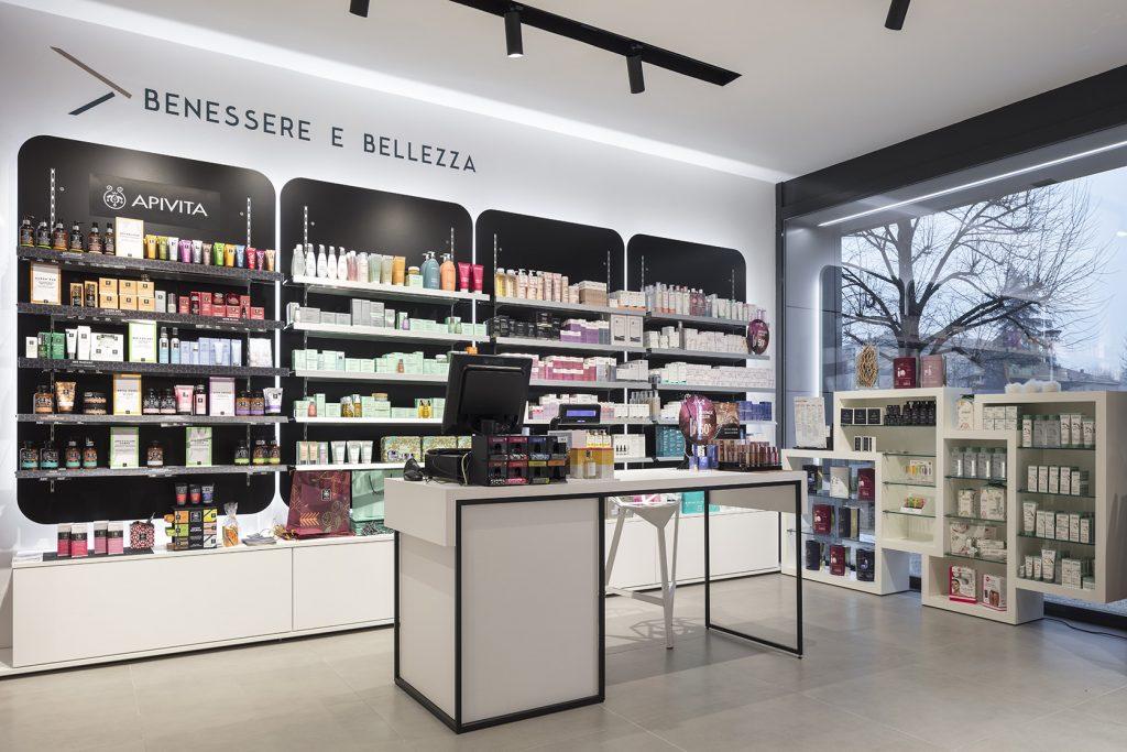 Farmacia San Donnino, Th.Kohl - reparto dermocosmesi
