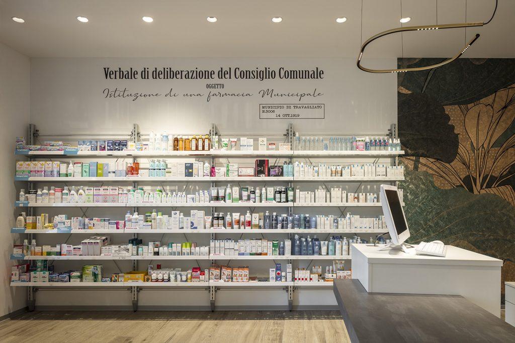comunicazione farmacia comunale di travagliato