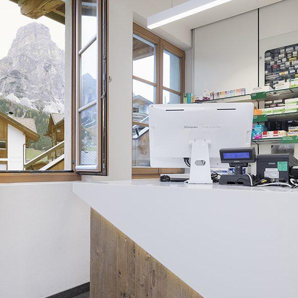 Farmacia Apoteca Corvara - dettagli