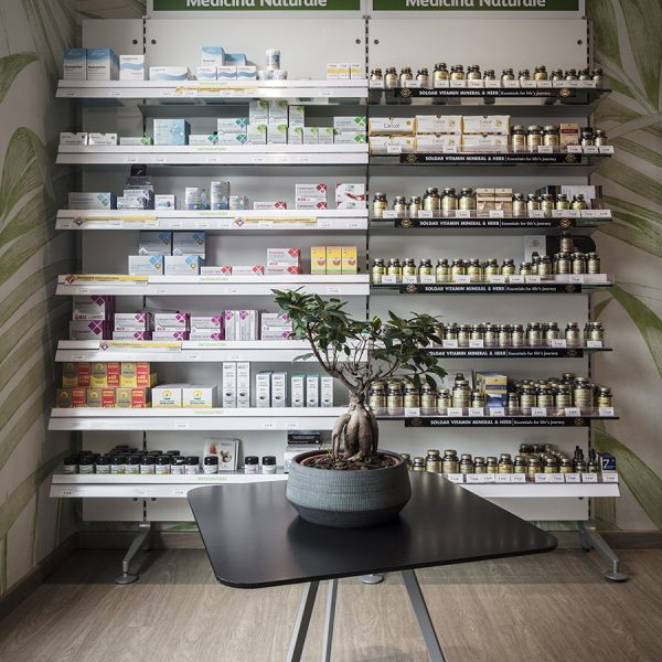 Farmacia San Martino dott. Genesi, Forlì - area naturale