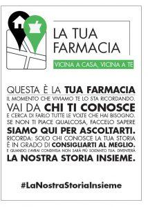 Poster per la Farmacia Vicina a Casa