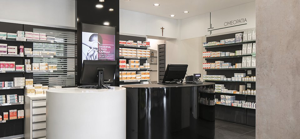 Farmacia Brivio, Erba (CO) - dettagli